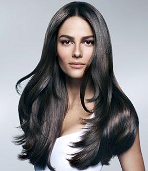 Окрашивание волос хной - черный цвет